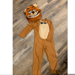 Five nights at freddys kids costume